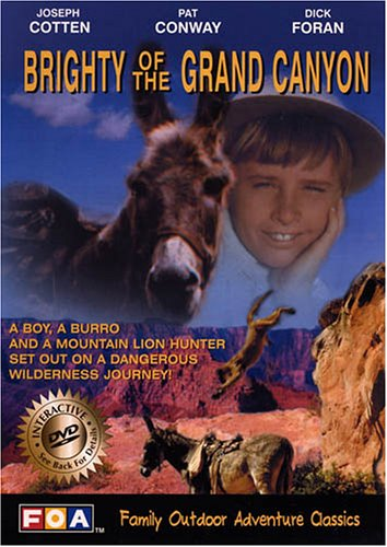 (Brighty of the Grand Canyon )