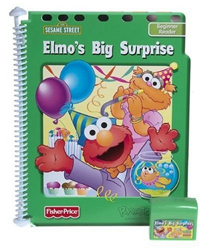 Power Touch Book: Elmo's Big Surprise by Fisher-Price (Image #2)