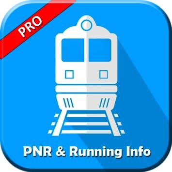 Amazon com: PNR & Live Train Running Status PRO: Appstore
