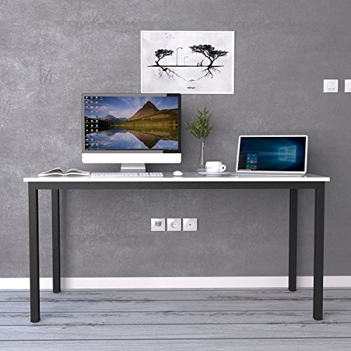 Need Computer Desk 63'' Large Size Desk Writing Desk with BIFMA Certification Workstation Office Desk, AC3DB-160 by Need