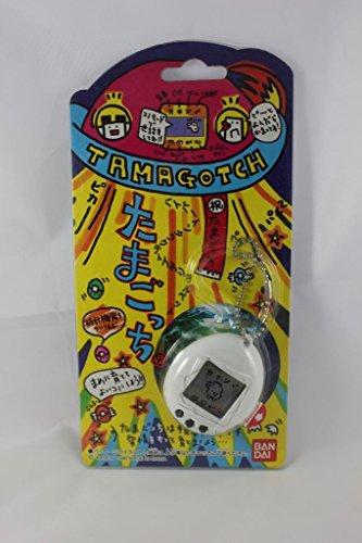 Original TAMAGOTCHI First Decade 1996 (White) BANDAI by Ban Dai (Image #1)