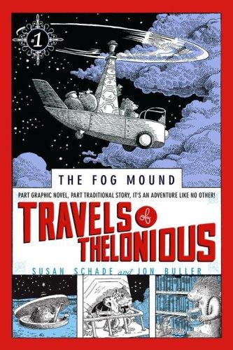Download Travels of Thelonious (The Fog Mound) pdf epub