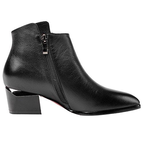 Classic Women's Black AIYOUMEI AIYOUMEI Boot Women's BxEtRFwqZ