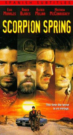 Scorpion Spring [VHS] - Mall Mello