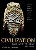 img - for Civilization Past & Present, Vol. 2: Chapters 13-25, 10th Edition book / textbook / text book