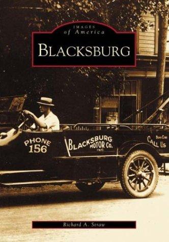 Blacksburg (VA) (Images of America)