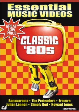 Essential Music Videos - Classic '80s