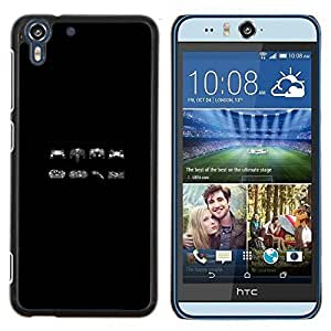 Jordan Colourful Shop - Gaming Systems For HTC Desire EYE M910x Personalizado negro cubierta de la caja de pl????stico
