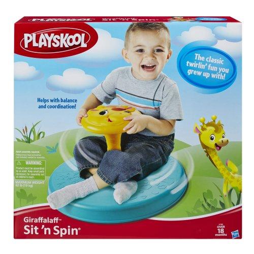 Playskool Giraffalaff Sit n Spin