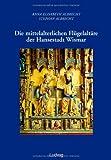 Front cover for the book Die mittelalterlichen Flügelaltäre der Hansestadt Wismar by Anna Elisabeth Albrecht