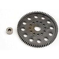Traxxas 32P Spur Gear, 72T: NR, NSP, TMX.15,2.5 TRA4472