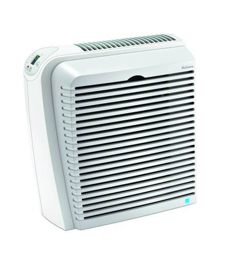 Holmes True HEPA Air Cleaner and Odor Eliminator with Digital Display for Medium Spaces, HAP726