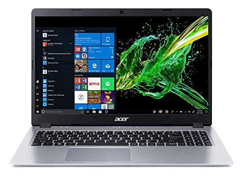 Acer Aspire 5 AMD Ryzen 3200U 2.60GHz 4GB Ram 128GB SSD Windows 10 Home (Renewed)