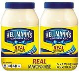 Hellmann s Mayonnaise (36 oz., 2 pk.)