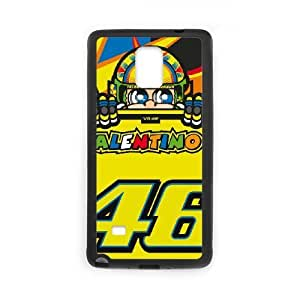 Samsung Galaxy S4 phone cases Black Valentino Rossi Phone cover GWJ6333145