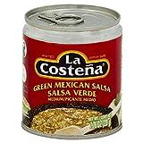 La Costena Medium Gren Mexican Salsa 7 Oz Pack Of 12