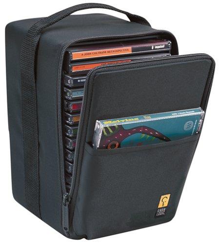 CD15 Nylon CD Case (15-Capacity)