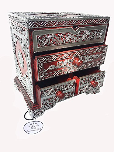 Village 5 Drawer Chest - 5