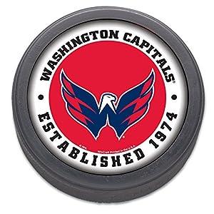 NHL Washington Capitals Hockey Puck