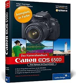 eos 650d handbuch