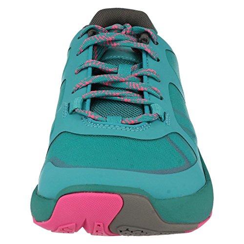 Clarks Damen Sneaker Türkis Blaugrün 37,5 EU F