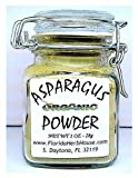 Asparagus Powder 1.0 oz. (28g) – Organic Eco Friendly Gifts! – Eco-Spices! For Sale