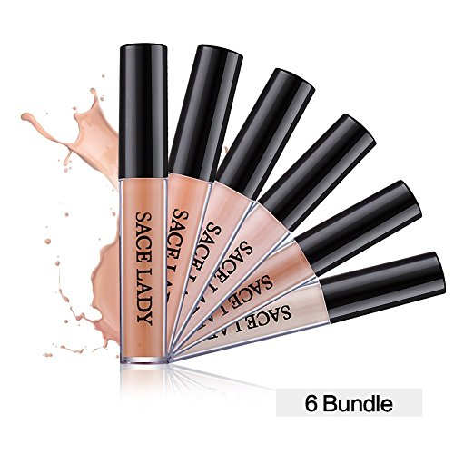 6 Pcs Waterproof Matte Lipstick Sets, Long Lasting Pigment M