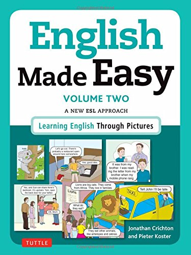 English-Made-Easy-Volume-Two-British-Edition-A-New-ESL-Approach-Learning-English-Through-Pictures