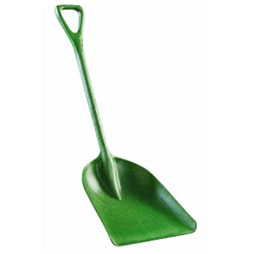 Tuffy Jr. Scoop Shovel 38 11 X 14 Green