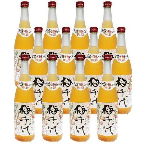 ヘリオス酒造 梅酒「梅千代」14度 720ml×12本 B01835P4UY