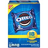 Grocery : Oreo Chocolate Sandwich Cookies - Snack Packs, 14.04 Ounce