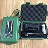 900 lumen rechargeable flashlight - SUN New Super Bright LED Tactical Flashlight 900 Lumen XML T6 Portable Outdoor Water-Resistant Torch with Adjustable Focus and 5 Light Modes Rechargeable 18650 Lithium Ion Battery and Charger