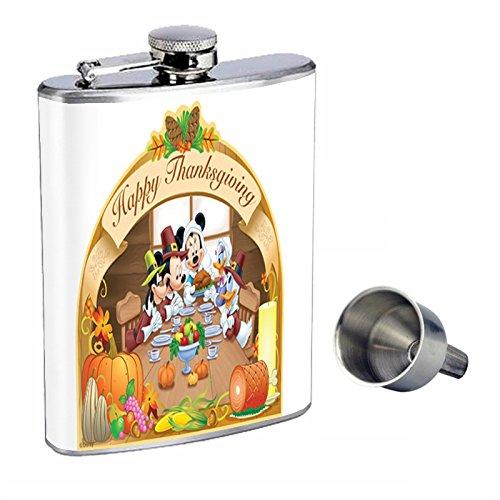 人気 感謝祭Perfection inスタイル8オンスステンレススチールWhiskey d-005 Flask with Free Funnel with Funnel d-005 B0181MM2C2, ジークゴルフ:773f4db2 --- tadkarecipes.com