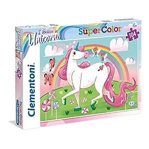 Clementoni 27109 Supercolor Puzzle Unicorno Multicolore 27109