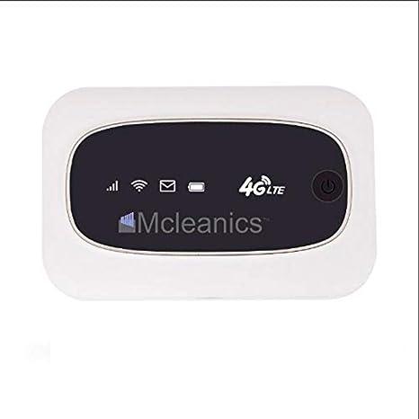 Amazon com: Mcleanics 4G Wireless Internet Hotspot