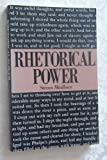 Rhetorical Power, Steven Mailloux, 0801496020