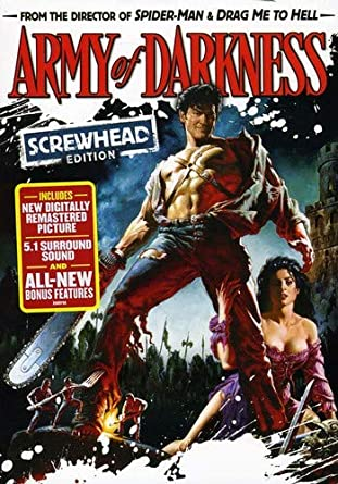 evil dead army of darkness full movie download