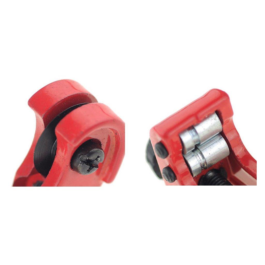 MagiDeal 2 Pezzi Tagliatubo Mini Taglierina Tubo Di Alluminio Automobilistici Ideale per Idraulici