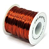 One Pound of 21 Gauge Magnet Wire for Science