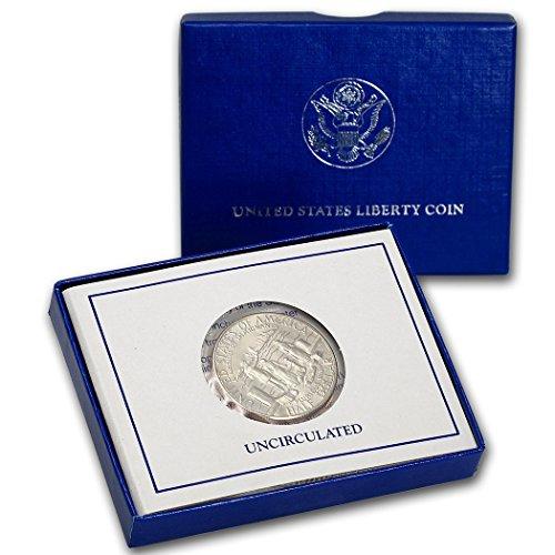 1986 D Commemorative BU CN Clad Half Dollar Gem US Mint