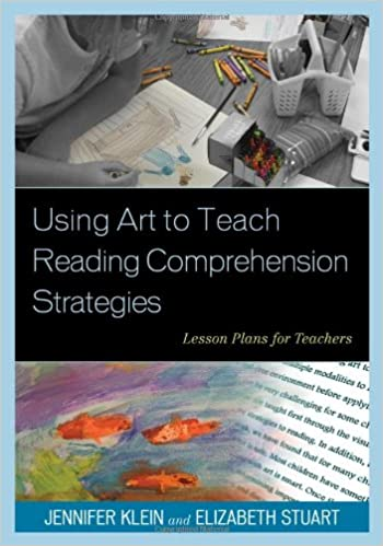 Amazon.com: Using Art to Teach Reading Comprehension Strategies ...