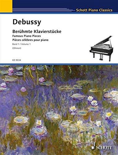 Berühmte Klavierstücke: Band 1. Klavier.: Piano Works (Schott Piano Classics)