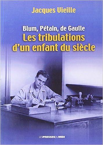 Livres LES TRIBULATIONS DUN ENFANT DU SIECLE pdf, epub
