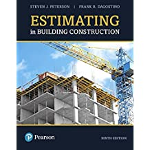 Estimating in Building Construction (9th Edition)