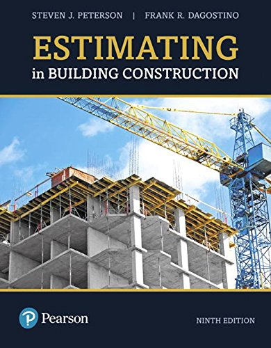 Estimating in Building Construction (9th Edition) (What's New in Trades & Technology)