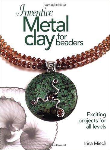 >ZIP> Inventive Metal Clay For Beaders. Numark Delivery galeria Trine aeronave