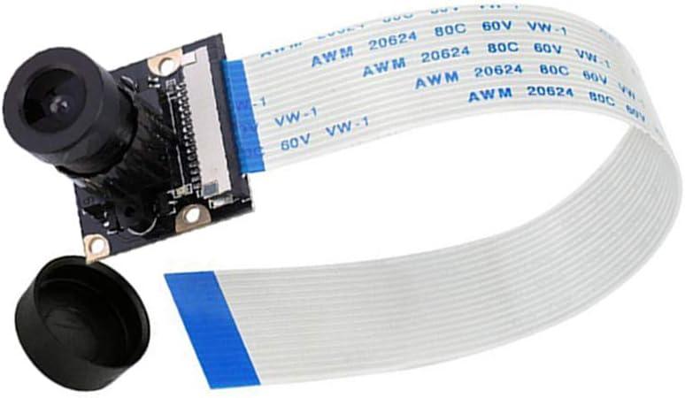 Taidacent 5MP OV5647 Camera CSI Module Raspberry Pi 3 Camera Module CSI Interface Wide-Angle Raspberry Pi 3//2 Wide-Angle Lens B Universal