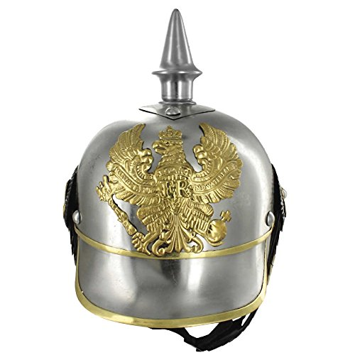 World War I German Helmet (Armory Replicas German Pickelhaube Military)