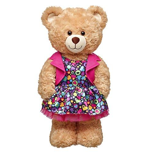 build a bear dress pattern - 9
