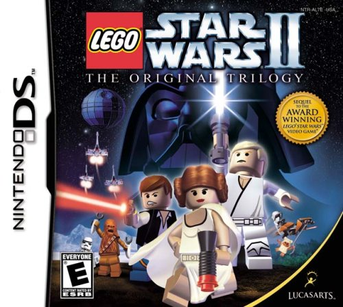 Original Star Wars Characters (Lego Star Wars II: The Original Trilogy - Nintendo DS)